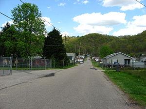Hometown, West Virginia - Image: Hometown WV