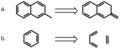 Homodesmotic dissection of 2-methylnaphthalene and benzene..png