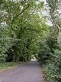 Hordle, Woodcock Lane - geograph.org.uk - 1476259.jpg