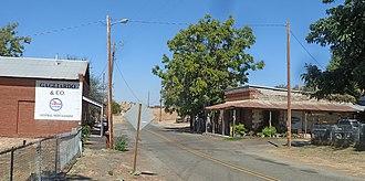 Hornitos, California - Hornitos street view