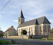 Hoste, Église Saint-Maurice.jpg