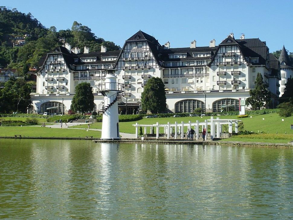 Hotel Palácio Quitandinha