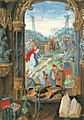 Hours of Mary of Burgundy Christ nailed to the Cross.jpg