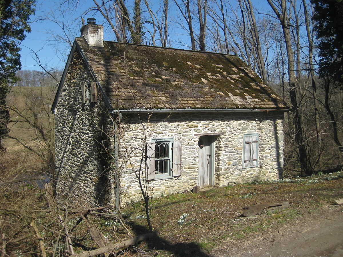 House At Upper Laurel Iron Works Wikipedia
