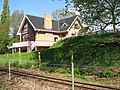 House by the railway line - geograph.org.uk - 1279169.jpg