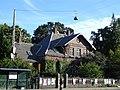 House on Osterfarimagsgade, in the Botanical Garden, Copenhagen.jpg