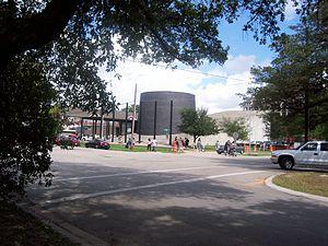 Holocaust Museum Houston - Photo from 2006