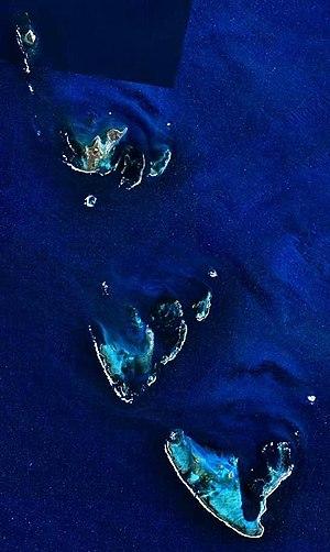 Wallabi Group - Image: Houtman Abrolhos