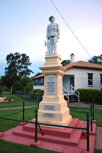 Howard, Queensland - Howard War Memorial