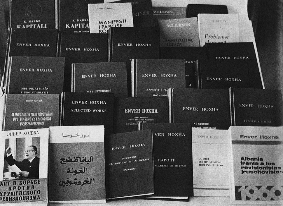 Hoxha Translated Works