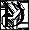 Hugh Selwyn Mauberley initial D.png