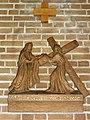 Huissen (Lingewaard) RK kerk kruisweg statie 04.JPG