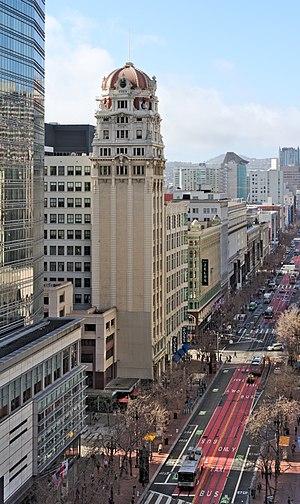 Humboldt Bank Building - Image: Humboldt Bank Building, San Francisco
