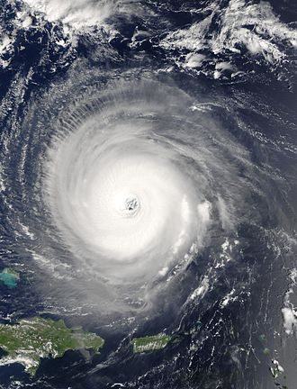 Hurricane Isabel - Image: Hurricane Isabel 14 sept 2003 1445Z