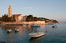 Hvar boats and monastery.jpg