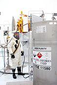 Hypergolic Fuel for MESSENGER