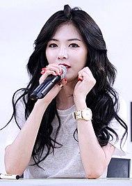 Hyuna - Wikipedia, la enciclopedia libre Hyuna 2014