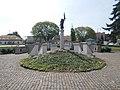 II. világháború áldozatainak emlékműve, Hősök tere, 2019 Heves.jpg