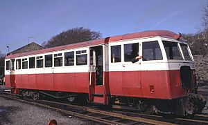 County Donegal Railways Joint Committee - Surviving railcars on the Isle of Man Railway