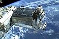 ISS-36 EVA-2 European module Columbus.jpg