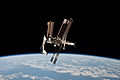 ISS and Endeavour seen from the Soyuz TMA-20 spacecraft 19.jpg