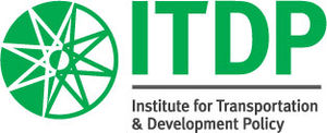 Institute for Transportation and Development Policy - Logo of ITDP