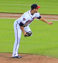Ian Thomas (baseball) May 22 2014.jpg