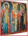 Icon in Saint Demetrius Church in Avgi Breshteni 5.jpg