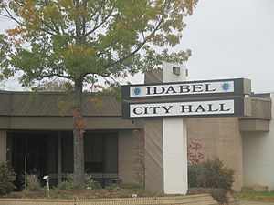 Idabel, Oklahoma - Idabel City Hall