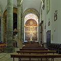 Iglesia de Santa María del Castillo (Olivenza). Nave de la Epístola.jpg
