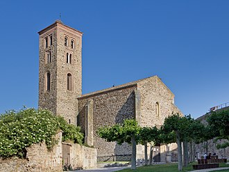 Buitrago del Lozoya - Church of Santa María del Castillo.