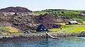 Iglesia de postes de Heimaey, Islas Vestman, Suðurland, Islandia, 2014-08-17, DD 097.JPG