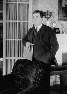 Ignatz Waghalter Polish-German composer and conductor