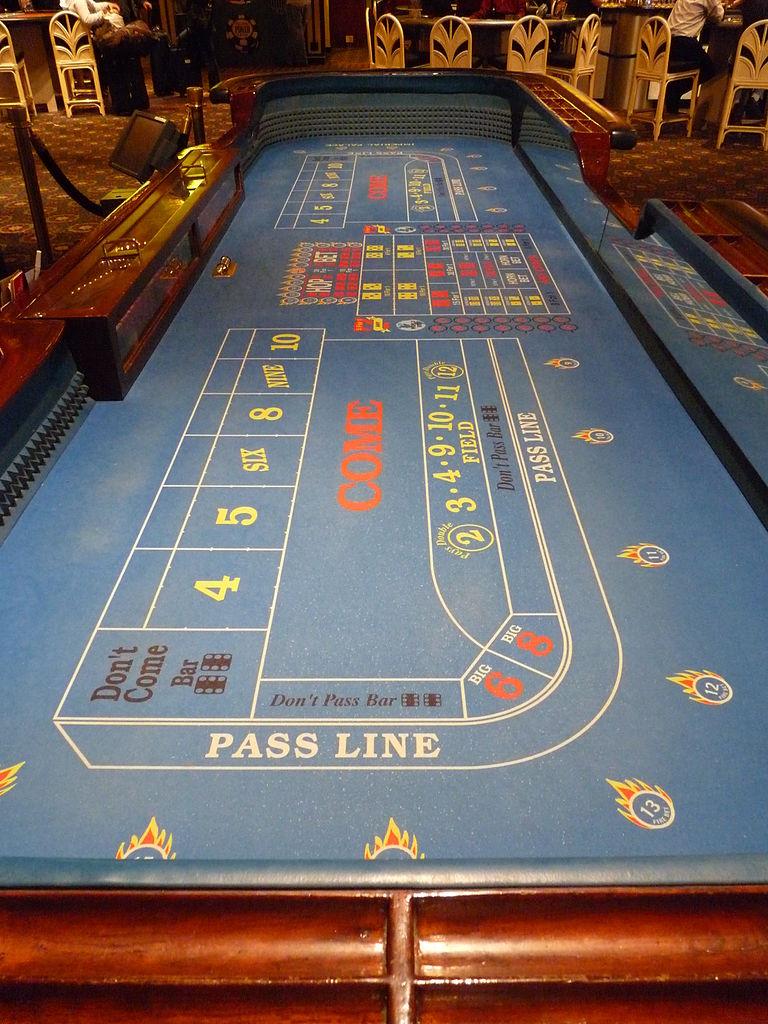 Wisconsin casinos with craps