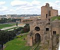 Imperial Palace on the Palatine overlooking the Circus Maximus2.JPG