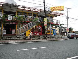 Tagaytay wikivisually indang plaza coronel malvernweather Gallery