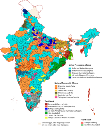 Indian general election, 2009