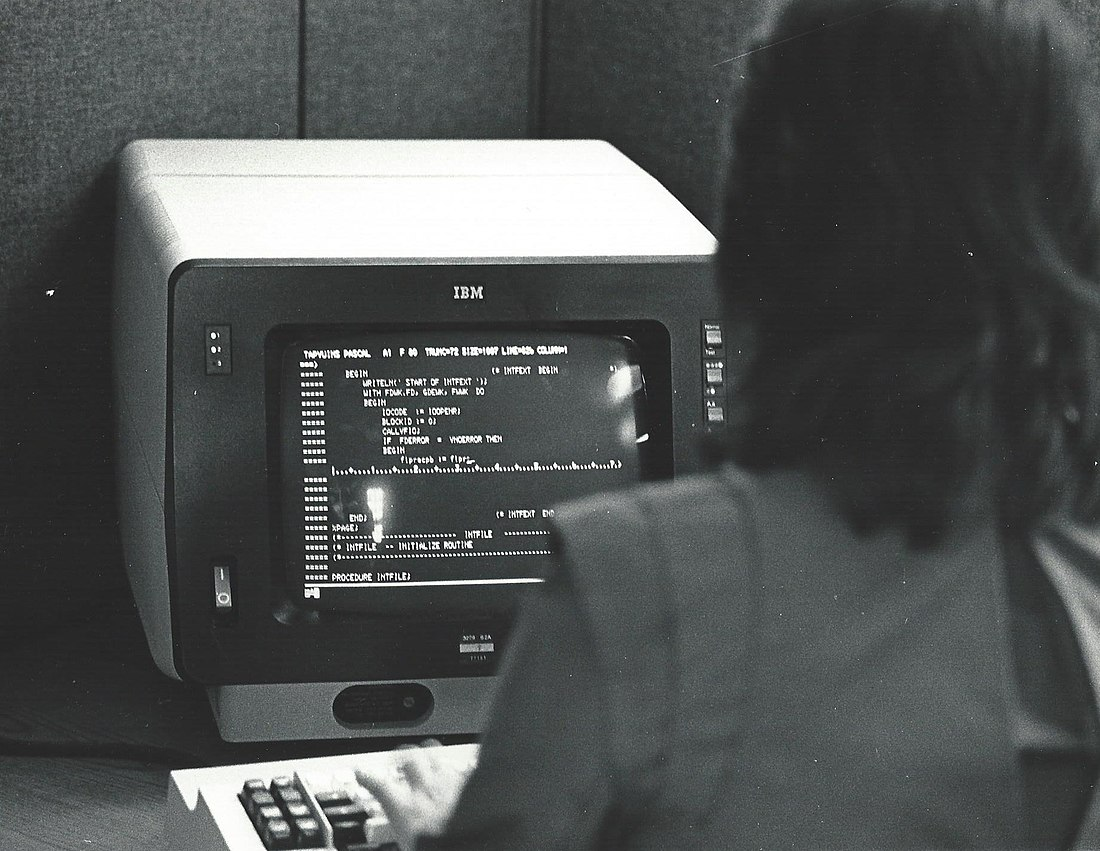 IBM 3270 - WikiMili, The Free Encyclopedia
