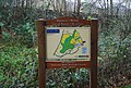 Information board, Barnett's Wood Local Nature reserve. - geograph.org.uk - 1064581.jpg