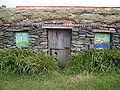 Inishbofin, Galway, Ireland. Old house.JPG