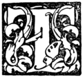 Initial at page 437, An Argosy of Fables.png