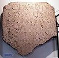 Inscription CIL V, 04960 from Cividate Camuno - Museo Cividate Camuno (Foto Luca Giarelli).jpg
