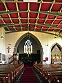 Interior of The Parish Church of St Michael, Kirkham - geograph.org.uk - 495940.jpg