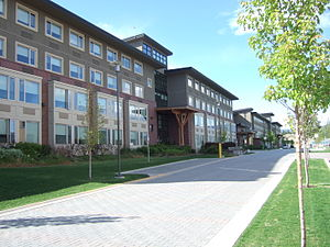 University of British Columbia Okanagan - Student residences
