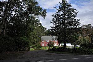 Howe Barn - Image: Ipswich MA Howe Barn