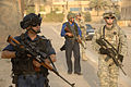 Iraqi Police and U.S. Soldiers Conduct Joint Patrol DVIDS109002.jpg