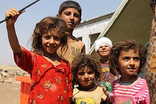 Persecution of Yazidis Overview of hostility toward and/or discrimination against Yazidi people