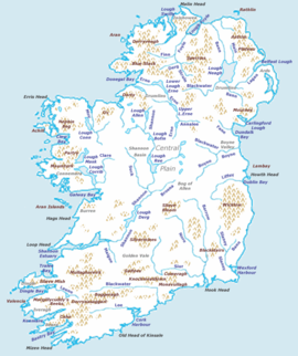 Ireland physical large