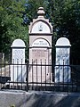 Irsay family grave, 2020 Albertirsa.jpg