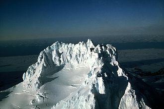 Isanotski Peaks - Peak of Isanotski Peaks